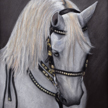 equine artwork painting