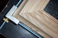 Как сделать деревянную рамку для картины своими